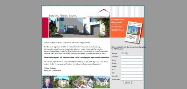 Bauen im Oberbergischen